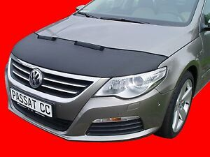 CAR HOOD BONNET BRA fit Volkswagen Passat CC 2009-2011  NOSE FRONT END MASK