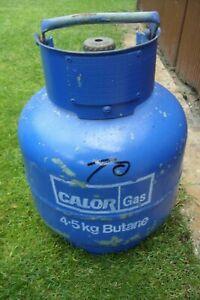 Calor 4.5 kg 70 % full Gas Bottle