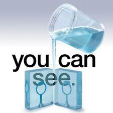 CASTALDO Liquaglass Clear Mould Making Liquid Liqua Glass 1KG / 2.2lb - TC0943