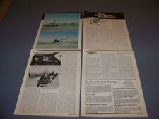 "VINTAGE..ROTORWAY SCORPION ""PACKAGE""...DETAILS/HISTORY/PHOTOS..RARE! (672N)"