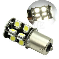 Car 1156 BA15S P21W 1129 19 LED Light White Canbus Error Free Backup DRL Bulb