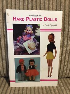 Handbook For Hard Plastic Dolls By Pam & Polly Judd Doll Collectors Book