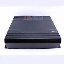 JVC KS-AX201 Power A/B Amplifier Mono Max/500w RMS/250w AX2 Series Car Amp