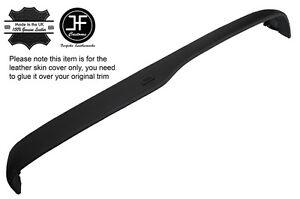 BLACK STITCH FRONT TOP DASH DASHBOARD COVER FITS ROLLS ROYCE SILVER SHADOW II
