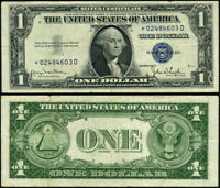 FR. 1613 N* $1 1935-D Silver Certificate *-D Block VF Star BP>5689 18 Subject
