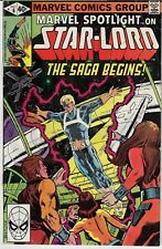 Marvel Spotlight (1980) #6 1st Comic Appearance of Star-Lord (Peter Quill)!