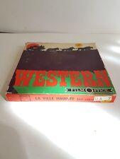 """Film super 8 Western """"La ville maudite - Kit Carson"""" N&B et muet Film Office"""