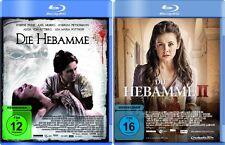 2 Blu-rays * DIE HEBAMME I + II ~ 1+2 IM SET - Josefine Preuß  # NEU OVP +