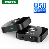 Ugreen Aptx 3.5mm Bluetooth Receiver Car Wireless Audio Stereo Music Adapter EDR