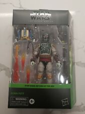 Hasbro Star Wars: the Black Series Boba Fett Figure