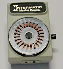 InterMatic Master Control Timer Model D-811; 2 Prong