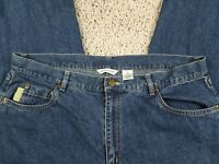 Laura Ashley Blue Jeans Womens Size 14