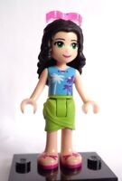 Lego Friends Mini figure - Emma - frnd209,   New