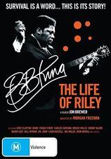 B.B. King the Life of Riley NEW R4 DVD
