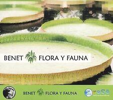 Flora y Fauna, Benet, New