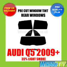 AUDI Q5 2009+ 35% LIGHT REAR PRE CUT WINDOW TINT