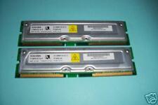 1GB TOSHIBA PC800-45 RIMM RAMBUS RDRAM ECC (2x 512MB), guaranteed