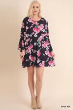 NEW Boutique Umgee Floral Plus XL Dress Tunic