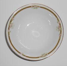 Tirschenreuth Porcelain China Kingston Cereal Bowl w/Gold