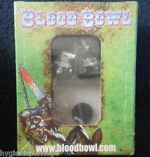 1994 caos enano BloodBowl 3rd Edición en Caja ciudadela zharr-naggrund Ziggurat MIB