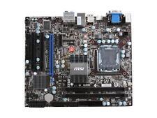 MSI G41M-E43 LGA 775 Intel G41 HDMI Micro ATX Intel Motherboard #EB729