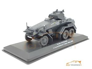 ALTAYA SD. KFZ. 231 (6 RAD) 2. PANZERDIVISION FRANCE - MAY, 1940 1/43