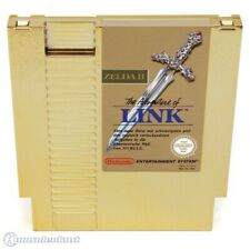 Nintendo NES - Legend of Zelda II / 2: Adventure of Link PAL-B Modul mit Anl.