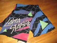 Cobra Starship Scarf Multi Colored Zebra Funky