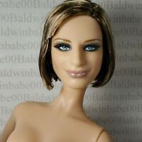 (B37) ~ NUDE BARBIE BARBRA STREISAND MODEL MUSE CELEBRITY FASHION DOLL FOR OOAK
