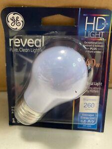 GE Reveal Incandescent 40W Ceiling Fan Light Bulb A15 99470