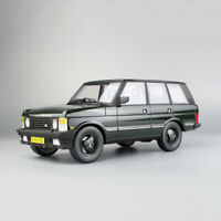 LS Collectible 1:18 Scale 2nd Generation 1986 Land Rover Range Rover Car Model