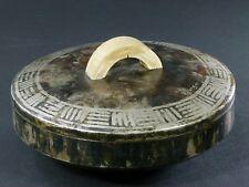 MERGIER - VINTAGE ART DECO METAL  SWEET OR TRINKET BOX - CIRCA 1920-30