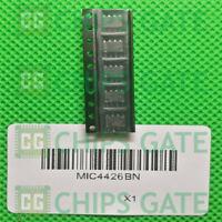 5PCS MIC4426BN Encapsulation:DIP-8,IC INVERTING DUAL MIC4426