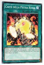 Yugioh LDK2-ITJ25 1x CARTE DELLA PIETRA ROSSA (CARDS OF THE RED STONE) Comune