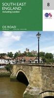 South East England by Ordnance Survey (Sheet map, folded book, 2016)