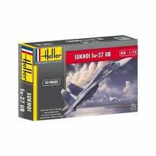 HEL80371 - Heller 1:72 - Sukhoi Su27 UB Flanker (Russian)