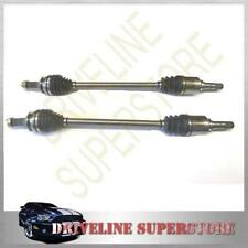 SUBARU XV G-4X AWD  all  FROM year 2010-2013 TWO FRONT CV JOINT DRIVE SHAFTS