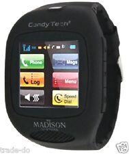 Candy Tech Madison CT-03A Handyuhr Multifunktionsuhr Uhr Telefonuhr Armbanduhr