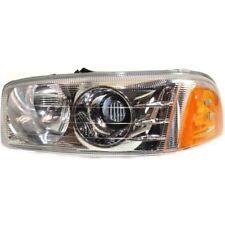 For Sierra 1500 03-07, Driver Side Headlight, Clear Lens