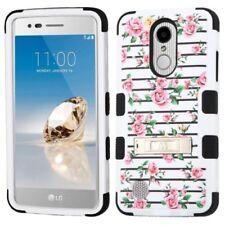 Étuis, housses et coques blancs LG K4 pour téléphone mobile et assistant personnel (PDA) LG