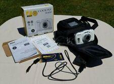 Nikon Coolpix W100 HD Wi-Fi 13.2MP Shock & Waterproof Digital Camera w/ Case GUC