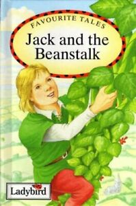 Jack and the Beanstalk (Ladybird Favourite Tales) by Daly, Audrey Hardback Book