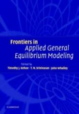 Frontiers in Applied General Equilibrium Modeling : Essays in Honor of...