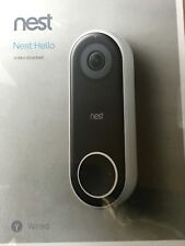 Brand Nest - Hello Smart Wi-Fi Video Doorbell - NC5100US
