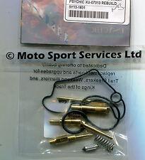Carb Carburettor Rebuild Kit Honda CR 80 85 96-05 (Keihin) Jets Needle Valve