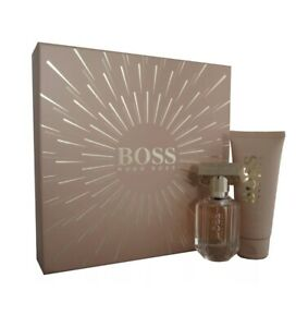 Hugo Boss The Scent For Her 2 Piece Gift Set Eau De Perfume Spray 30ml & Lotion