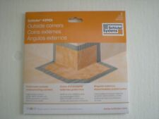 Schluter KERDI Outside Corner - ( ONE PACK OF 2 Units )