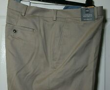 """New M&S Cotton Rich with Stretch Tailored Fit Mens Trousers 44""""W 31"""" Regular"""