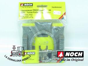NOCH 58051 - H0 Portal de túnel de una vía - NUEVO (c191)