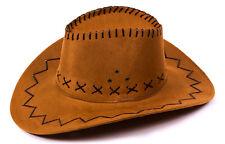 Cowboyhut Westernhut Texas Australien Outback Hut mit Sturmband Damen Herren